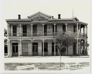 Primary view of object titled '[Joseph Dienger Building Photograph #4]'.