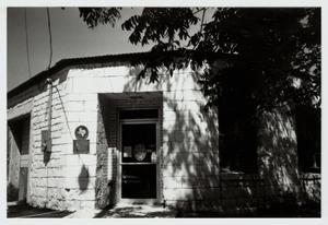 Primary view of object titled '[Old D. A. Young Building Photograph #1]'.