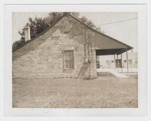 Primary view of object titled '[Louis Haller House Photograph #2]'.