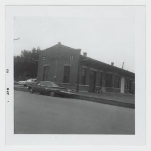 Primary view of object titled '[Santa Fe Depot Photograph #1]'.