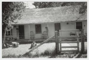 Primary view of object titled '[Schuehle-Saathoff House Photograph #2]'.