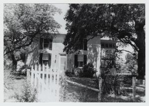 Primary view of object titled '[James House Photograph #7]'.
