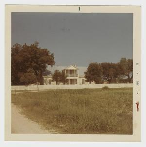 Primary view of object titled '[Rothe-Rowe Ranch House Photograph #2]'.