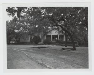 Primary view of object titled '[Old Storey Home Photograph #1]'.