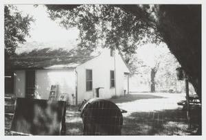 Primary view of object titled '[Schuehle-Saathoff House Photograph #4]'.