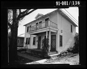 Primary view of object titled 'Front Yard of 214 Neeley Street #1'.