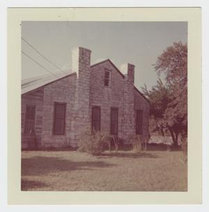 Primary view of object titled '[Old Huling Mansion Photograph #2]'.