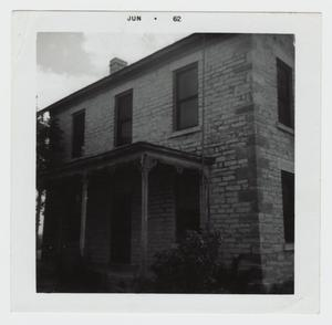 Primary view of object titled '[J. A. Adkins House Photograph #1]'.