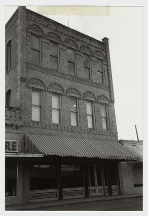 Primary view of object titled '[Leinweber Building Photograph #2]'.