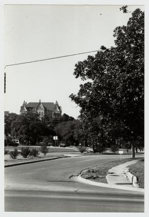 Primary view of object titled '[Old Main Photograph #1]'.