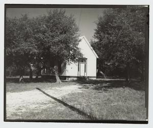 Primary view of object titled '[Kendalia Community Church Photograph #2]'.