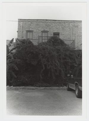 Primary view of object titled '[Phillips and Trosper Buildings Photograph #5]'.