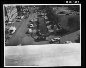 View from the Texas School Book Depository [Print]