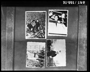 Primary view of object titled 'Evidence: 4 Snapshots [Negative]'.