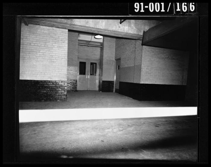 City Hall Basement Southeast Door to Jail [Negative] & City Hall Basement Southeast Door to Jail [Negative] - The Portal ... Pezcame.Com