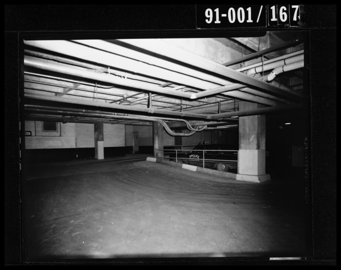 City Hall Basement Negative Sequence 1 The Portal To