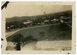 Primary view of object titled 'Air View of Schreiner Insititute Campus'.