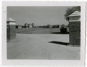 Primary view of object titled 'Schreiner Institute Main Entrance'.