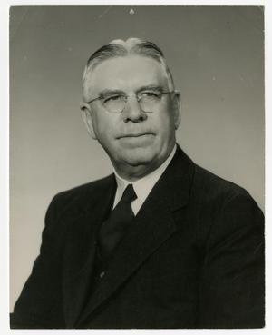 Primary view of object titled 'Portrait of Dr. James J. Delaney'.