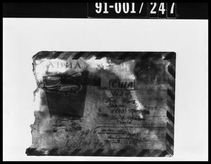 Envelope Removed from Oswald's Home