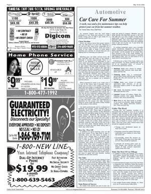 Greensheet (Dallas, Tex ), Vol  29, No  37, Ed  1 Wednesday