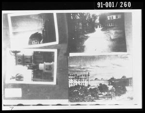 Primary view of object titled 'Photographs Removed from Oswald's Home'.