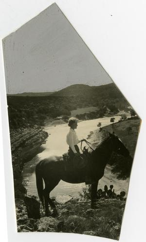 Primary view of object titled 'Scene on Prade Guest Ranch'.