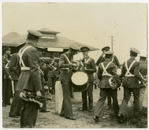 Primary view of object titled 'Schreiner Institute Band'.
