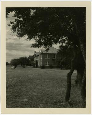 Primary view of object titled 'A.C. Schreiner and Dickey Hall'.