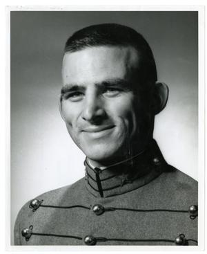 Primary view of object titled 'Portrait of Lt. John L. Kammerdiener, Class of 1961'.
