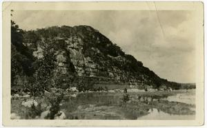 Primary view of object titled 'Guadalupe River, 1923'.