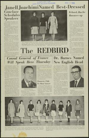 Primary view of object titled 'The Redbird (Beaumont, Tex.), Vol. 16, No. 18, Ed. 1 Friday, March 11, 1966'.