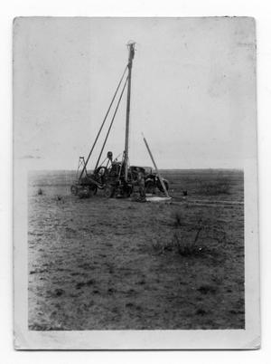 Primary view of object titled 'Drilling Rig'.
