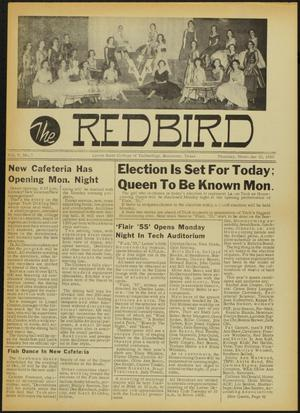 Primary view of object titled 'The Redbird (Beaumont, Tex.), Vol. 5, No. 9, Ed. 1 Thursday, November 10, 1955'.