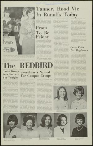 Primary view of object titled 'The Redbird (Beaumont, Tex.), Vol. 16, No. 23, Ed. 1 Friday, April 29, 1966'.