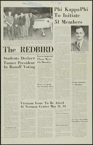 Primary view of object titled 'The Redbird (Beaumont, Tex.), Vol. 16, No. 24, Ed. 1 Friday, May 6, 1966'.