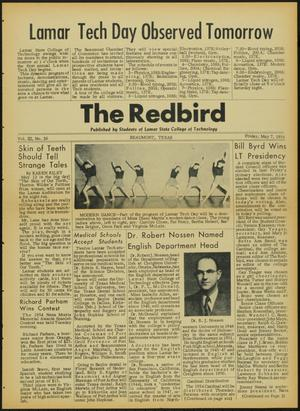 Primary view of object titled 'The Redbird (Beaumont, Tex.), Vol. 3, No. 26, Ed. 1 Friday, May 7, 1954'.