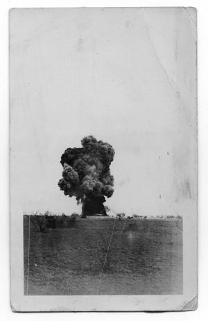 Primary view of object titled 'Explosion'.