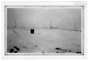 Primary view of object titled 'Snowy Oil Field'.