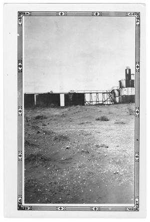 Primary view of object titled 'Hendricks Oil Battery'.