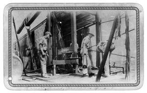 Primary view of object titled 'Workers Cleaning Well'.