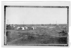 Primary view of object titled 'Camp at Oil Field'.