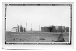 Primary view of object titled 'Tank Battery and Treaters'.
