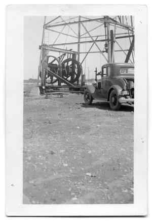 Primary view of object titled 'Hendrick Oil Well'.