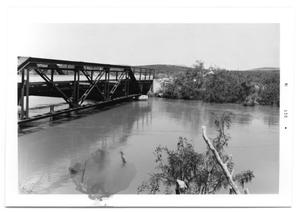 Primary view of object titled 'Bridge and Flooded River'.
