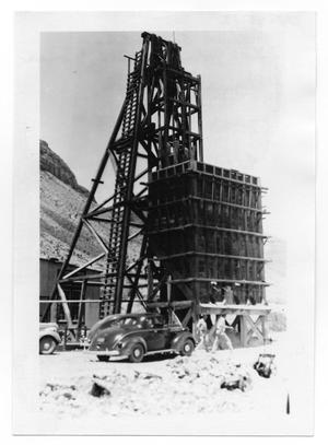 Primary view of object titled 'Outside of Hazel Mine'.