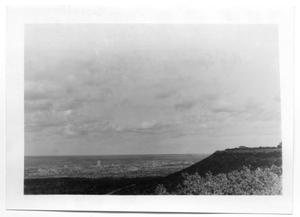 Primary view of object titled 'View of Big Spring, Texas'.