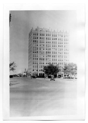 Primary view of object titled 'Petroleum Building in Midland'.