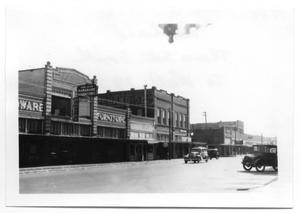 Primary view of object titled 'Midland Main Street'.