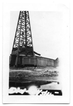 Primary view of object titled 'McGee Oil Well'.